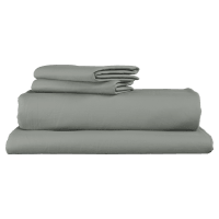 Pima Cotton Quarry Standard Sheet Set