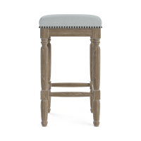 Clovis Low Bar Stool