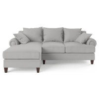Mila 3 Seater Sectional Sofa with Chaise