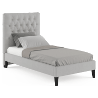 Emily Single Slim Bed Frame