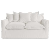 Palermo 2 Seater Sofa Slip Cover Set