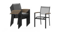 Ipanema 6 dining chairs 7