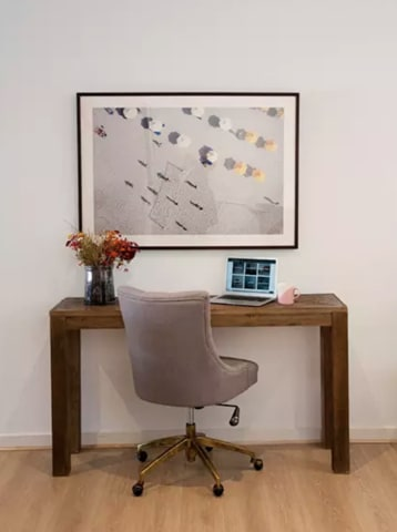 Mita console table espen office chair