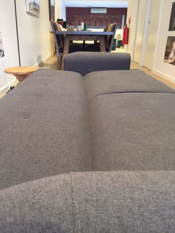 Sondra sofa bed dark gull grey 06