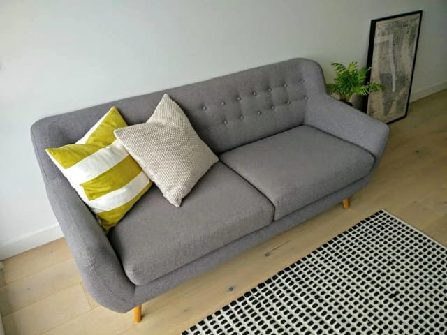 Shelly 3 seater sofa storm grey 02