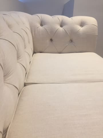 Camden chesterfield 3 seater sofa classic cream 05