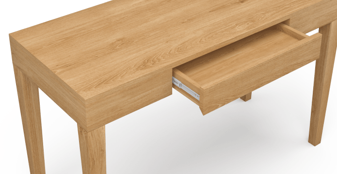 Alden Console Table with Drawer