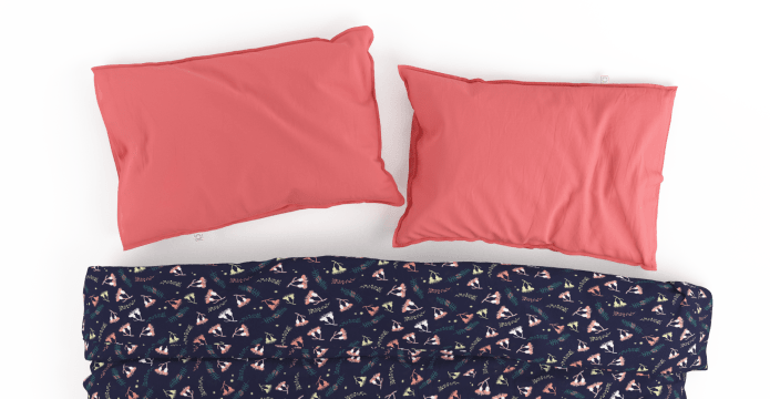 Flowering Gum Duvet Cover Set