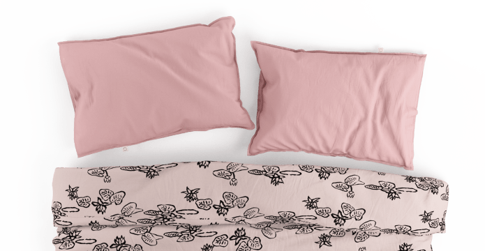 Lily Pads Duvet Cover Set