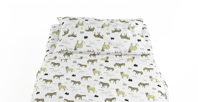 Savanna Kids Standard Sheet Set