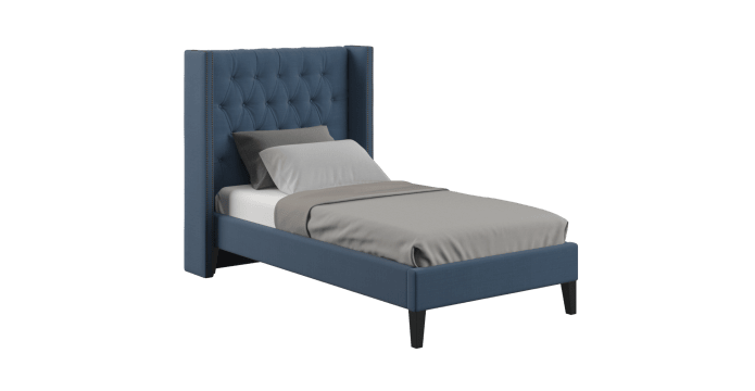 Stella Single Slim Bed Frame