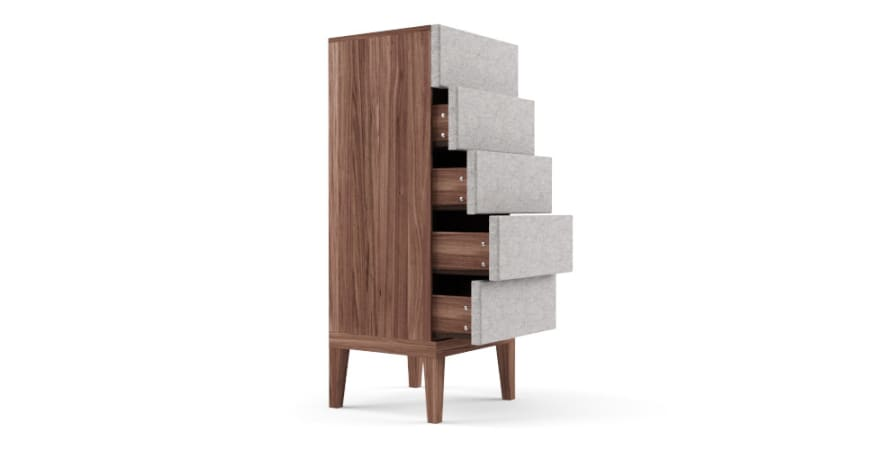 Edgar Tall Chest of Drawers