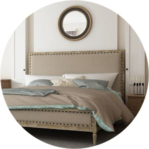 French provincial bed frames