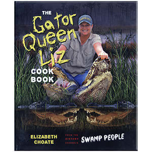 Cookbook | Gator Queen Liz Cookbook