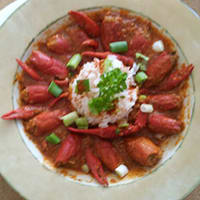 MAMA DEE CREOLE CRAWFISH BISQUE