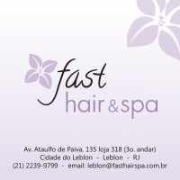 Fast Hair & spa  SALÃO DE BELEZA