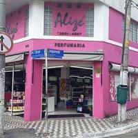 Alizé Perfumaria e Cosméticos  SALÃO DE BELEZA
