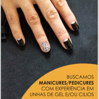 Vaga Emprego Manicure e pedicure Vila Andrade SAO PAULO São Paulo BARBEARIA An C Melvin