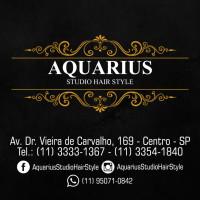 AQUARIUS STUDIO HAIR STYLE SALÃO DE BELEZA