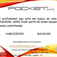 POCKET BEAUTY CAJAMAR SALÃO DE BELEZA
