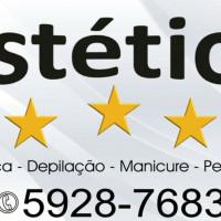 Estética Três Estrela SALÃO DE BELEZA