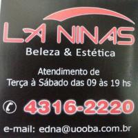 La Ninas - Beleza & Estética SALÃO DE BELEZA