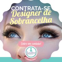 Vaga Emprego Designer de sobrancelhas Centro PATOS DE MINAS Minas Gerais SINDICATOS/ASSOCIAÇÕES Esmalteria Nacional Patos de Minas