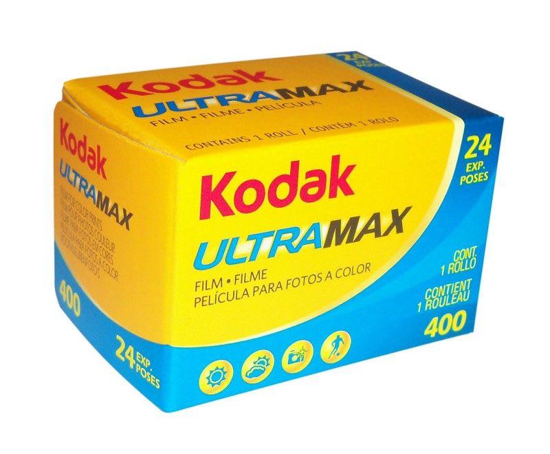 Pellicule Ultra Max 400