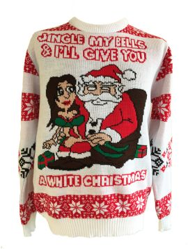 Jingle My Bells Sweater