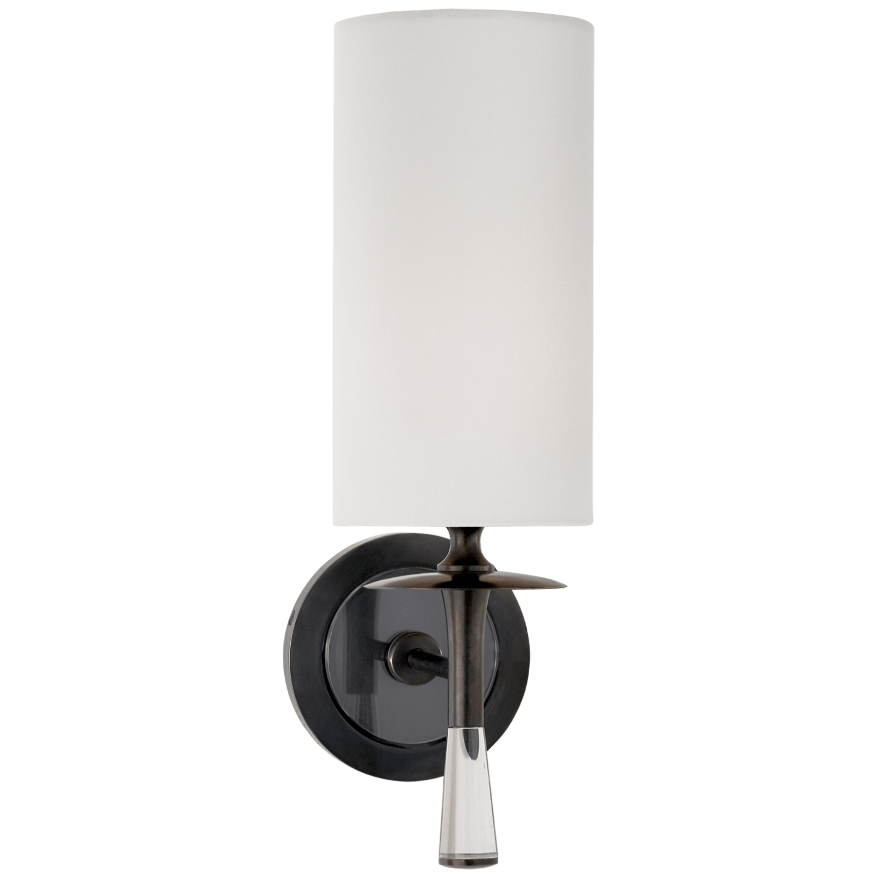 Drunmore Single Sconce Design Aerin Circa Lighting