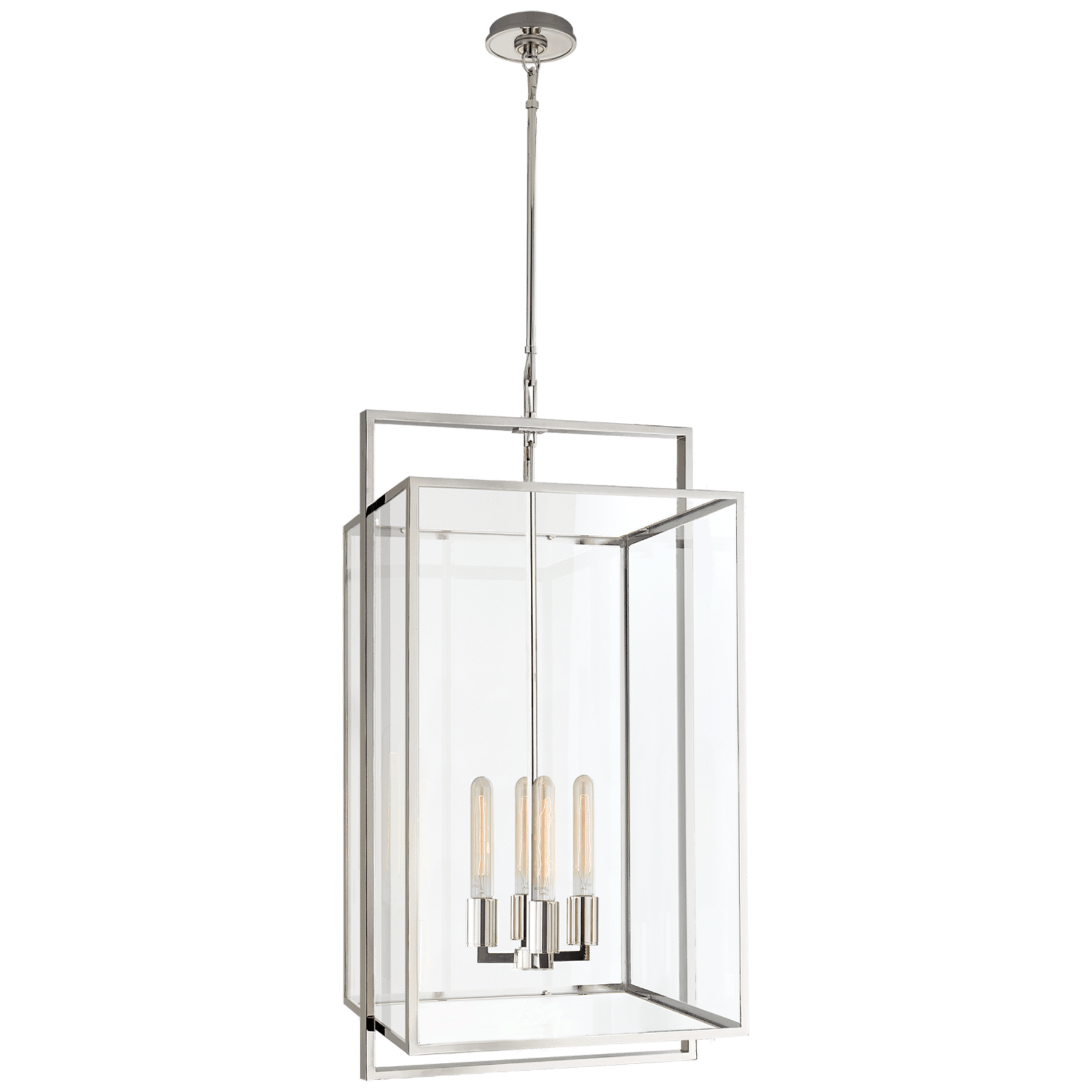 Halle Medium Lantern Circa Lighting