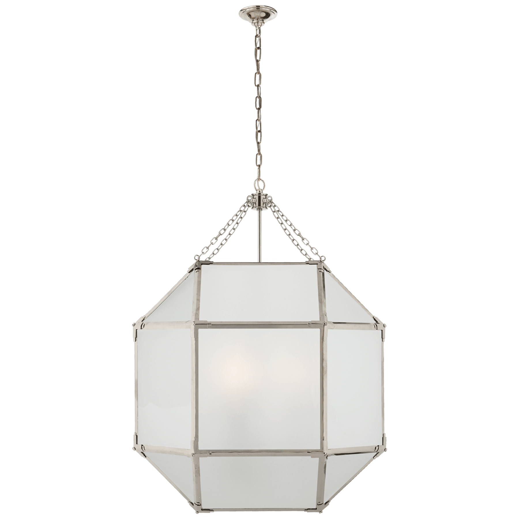 Morris Large Lantern Circa Lighting