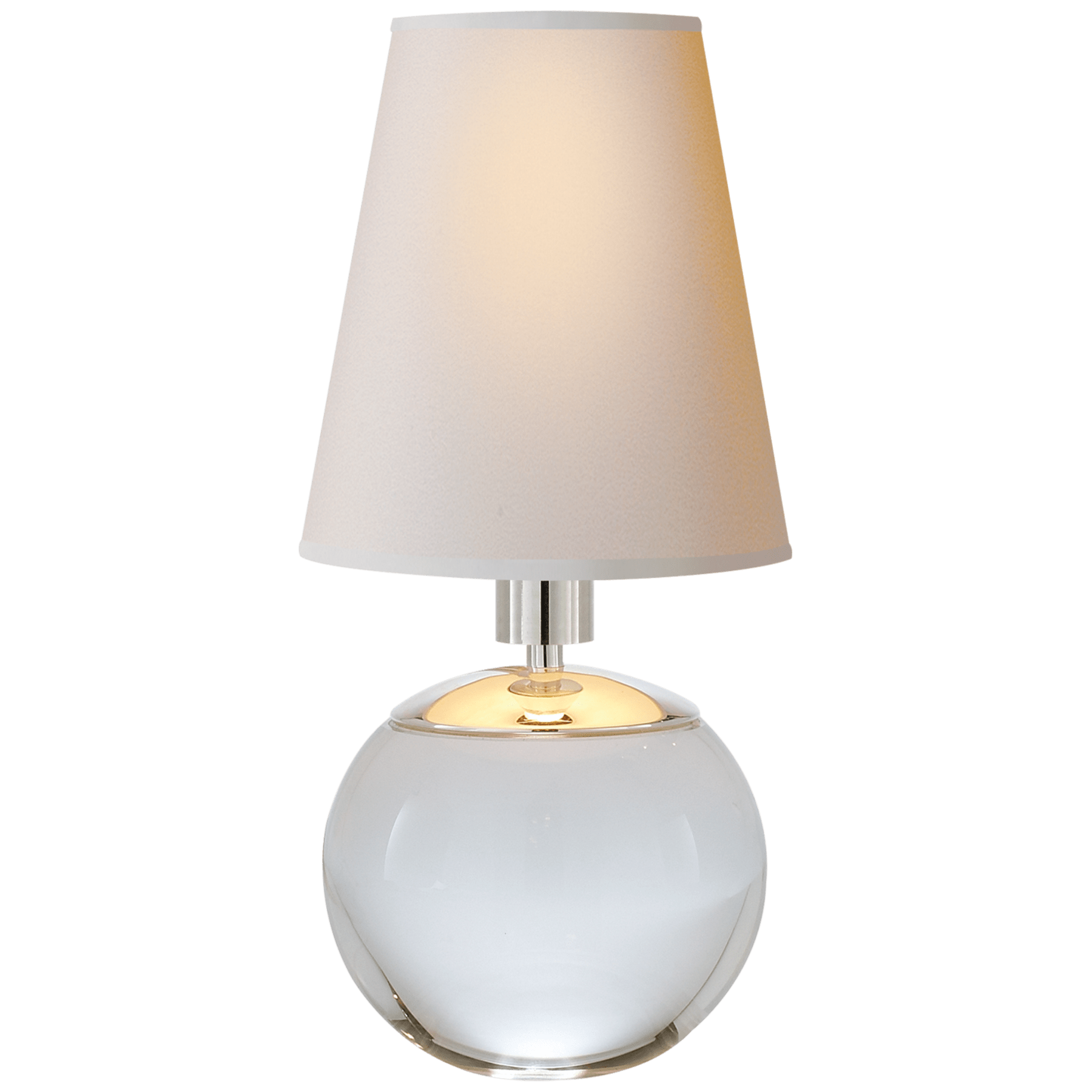 Tiny Terri Round Accent Lamp