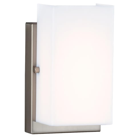 Vandeventer LED Wall / Bath Brushed Nickel Bulbs Inc