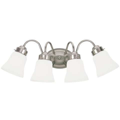 Westmont Four Light Wall / Bath Brushed Nickel