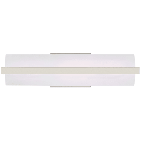 East Benton Small LED Wall / Bath Brushed Nickel