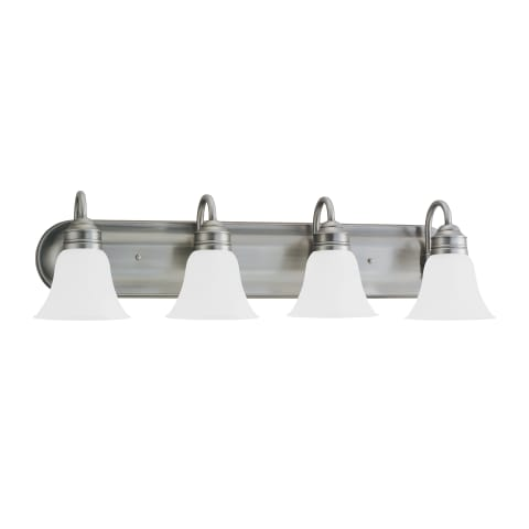 Gladstone Four Light Wall / Bath Antique Brushed Nickel