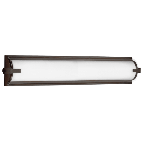 Braunfels Medium LED Wall / Bath Burnt Sienna