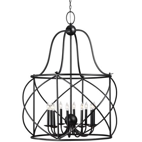 Turbinio Ten Light Hall / Foyer Blacksmith