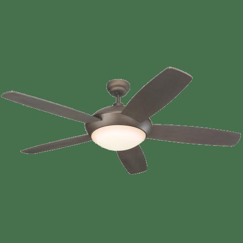 52' Sleek Fan -  Roman Bronze