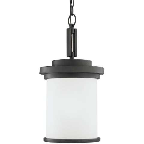 Winnetka One Light Outdoor Pendant Forged Iron