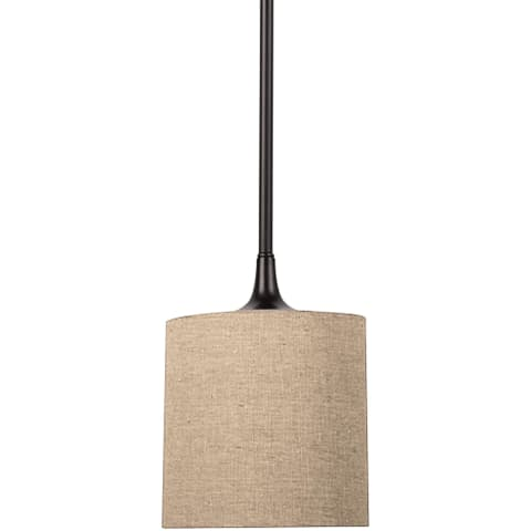 Stirling One Light Mini-Pendant Burnt Sienna