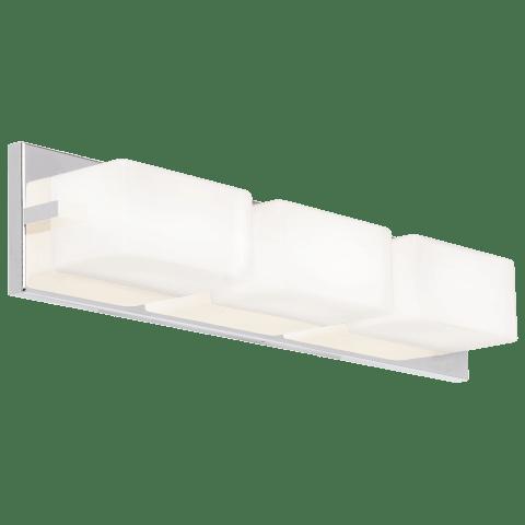 Arris 3-Light Bath Chrome 2700K 90 CRI led 90 cri 2700k 120v