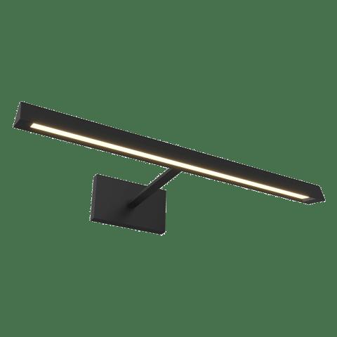 Dessau 18 Picture Light nightshade black 3000K 90 CRI integrated led 90 cri 3000k 120v