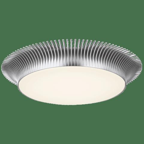 Alate 13 Ceiling satin nickel 3000K 90 CRI integrated led 90 cri 3000k 120v (t24)
