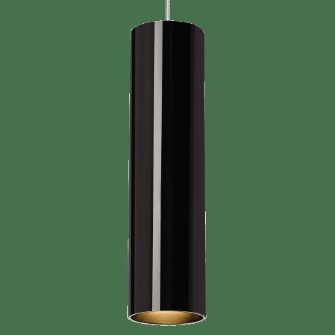 Piper Pendant MonoPoint black/satin nickel 3000K 90 CRI 12 volt led 90 cri 3000k