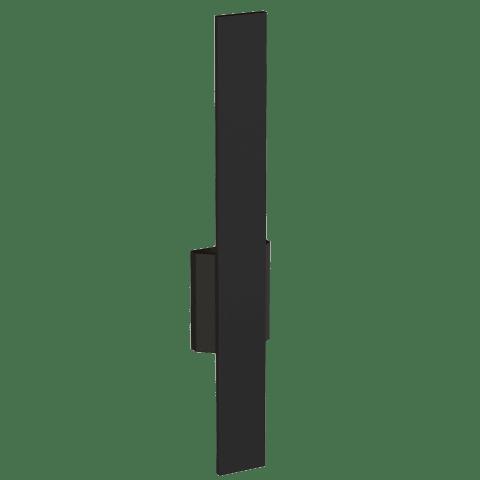 Blade 24 Outdoor Wall black 2700K/3000K Selectable 90 CRI