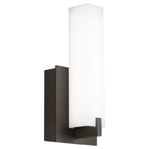 Cosmo 12 Outdoor Wall White Acrylic bronze 4000K 80 CRI
