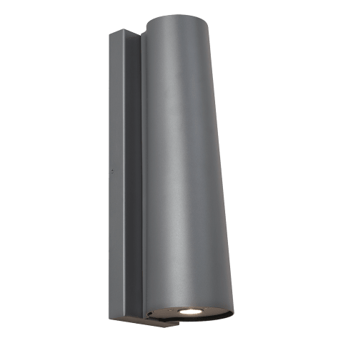 Konial 17 Outdoor Wall charcoal 3000K 80 CRI