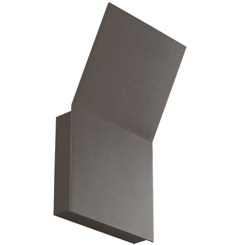 Leev Outdoor Wall bronze 3000K 80 CRI